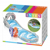 Alfombra Surf N Slide - 460x168x157 Cm Intex®