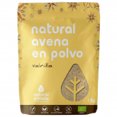 Avena en polvo Vainilla Natural Athlete 1kg
