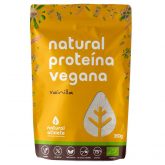 Proteína vegana Baunilha Natural Athlete 350g