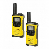Set 2 Walkie-Talkies até 6 km National Geographic