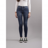 Calça Carly Smart Blue Capitán Denim