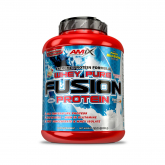 Proteína Whey Pure Fusion 2,3 Kg Amix Doble chocolate blanco