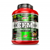 Proteína CFM Nitro ​Protein Isolate 2 Kg Doble chocolate Amix