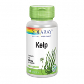 Kelp 550 Mg Solaray 100 cápsulas