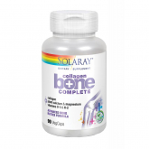 Collagen Bone Complete Solaray 90 cápsulas