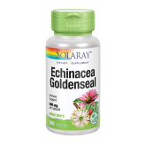 Echinacea root & Golden Seal root 500Mg Solaray 100 cápsulas