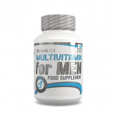 Multivitamin for Men BiotechUSA 60 tabletas