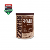 Evo Veggie Protein Brownie cacao y chips de chocolate 226ERS 420 g