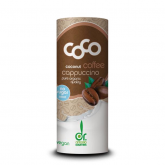 Coco Drink Café Capuchino Bio dr. antonio Martins 235 ml