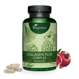Collagen Plus Complex Vegavero 120 cápsulas