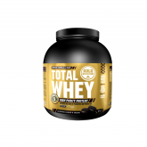 Total Whey bolacha e nata Gold Nutrition 2 kg