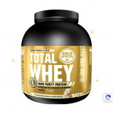Total Whey Chocolate Branco Gold Nutrition 2Kg