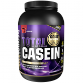 Total Casein Morango Gold Nutrition 900 g