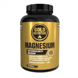 Magnésio Gold Nutrition 600 mg