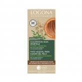 Colorante Vegetal en Polvo Cobre Intenso Logona, 100g