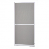 Kit mosquitera puerta abatible blanco 100x220
