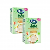 Pack 2x Papinha mix cereais BIO Hero Baby, 300 g
