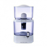 Dispensador purificador de agua Aqua filter tower ECO-DE® libre de BPA