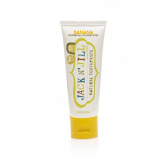 Creme dental infantil banana 50 gr Jack and Jill