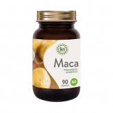 Maca Bio 600 mg Sol Natural  90 cápsulas