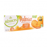 Palmeras Palmier Natural 100G BISSON