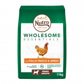 Ração Nutro Wholesome Essentials Adultos  frango