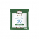 Pienso  Nutro Limited Ingredient Diet Adulto  Razas Medianas Cordero