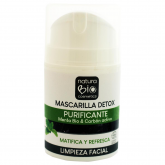 Mascarilla Detox Purificante NaturaBio, 50ml