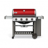 Barbacoa Genesis II E-410 Crimson Red Weber