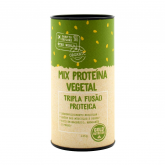 Proteína vegetal mix com banana em pó Eco Gold Nutrition 125 g