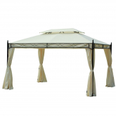 Carpa desmontable Oxford 3 x 3 m