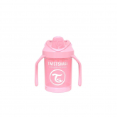 Mini Cup Pastel Rosa 230ml 4+m Twistshake