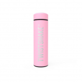 Termo Frio ou Calor color Rosa pastel Twistshake 420ml