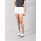 Shorts Sylvie White Capitán Denim