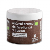 Crema cacao de avellana Bio Natural Athlete 300 g