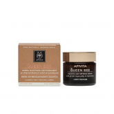 Creme antiage Queen bee holistica textura leve Apivita 50 ml