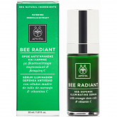 Sérum facial células madre Bee Radiant Apivita 20 ml