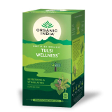 Tulsi Wellness Organic India 25 bolsitas