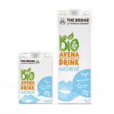 Bebida vegetal de Avena The Bridge 1 L