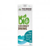 Bebida Vegetal de Coco The Bridge 1L