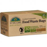 Bolsas de basura compostables 11 L If You Care 30 uds