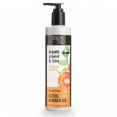 Gel de Ducha Toque de Pomelo Organic Shop 280 ml