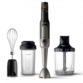 Batidora de varilla Viva Collection con accesorios HR2652/90 Philips