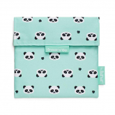 Porta Snacks reutilizable Boc'n'Roll Panda