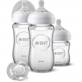 Set de presente Natural vidro Philips Avent