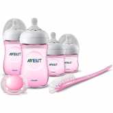 Set de recién nacido gama Natural Philips Avent Rosa