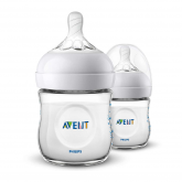 Pack de Biberão Natural Philips Avent 125 ml