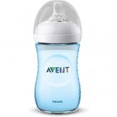 Biberão Natural de 260 ml Philips Avent Azul