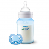 Set Anti-colic Philips Avent Azul