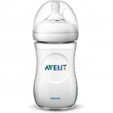 Biberão Natural Philips Avent 260 ml